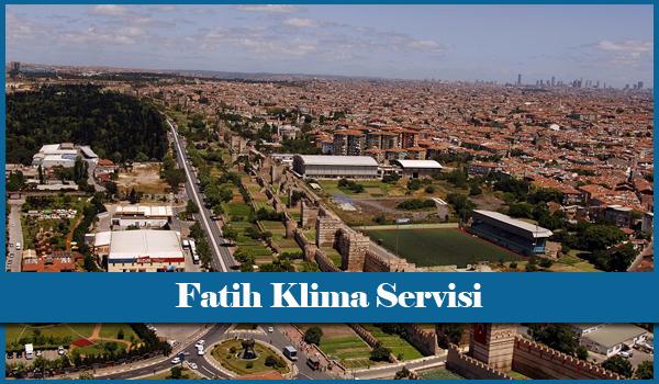 Fatih Klima Servisi