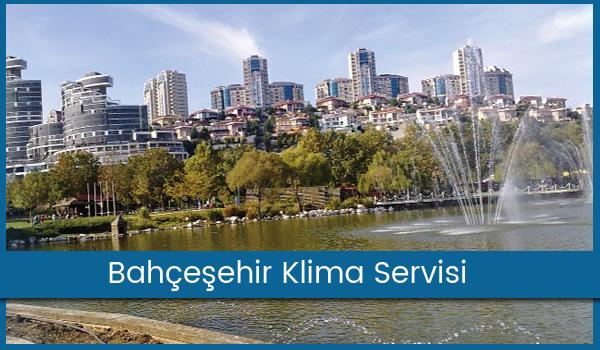 Bahçeşehir Klima Servisi