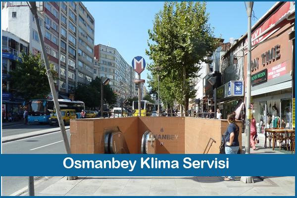 Osmanbey Klima Servisi