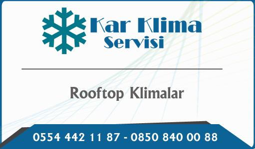 Rooftop Klimalar