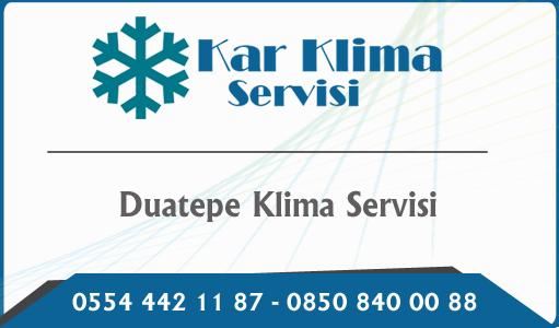 Duatepe Klima Servisi